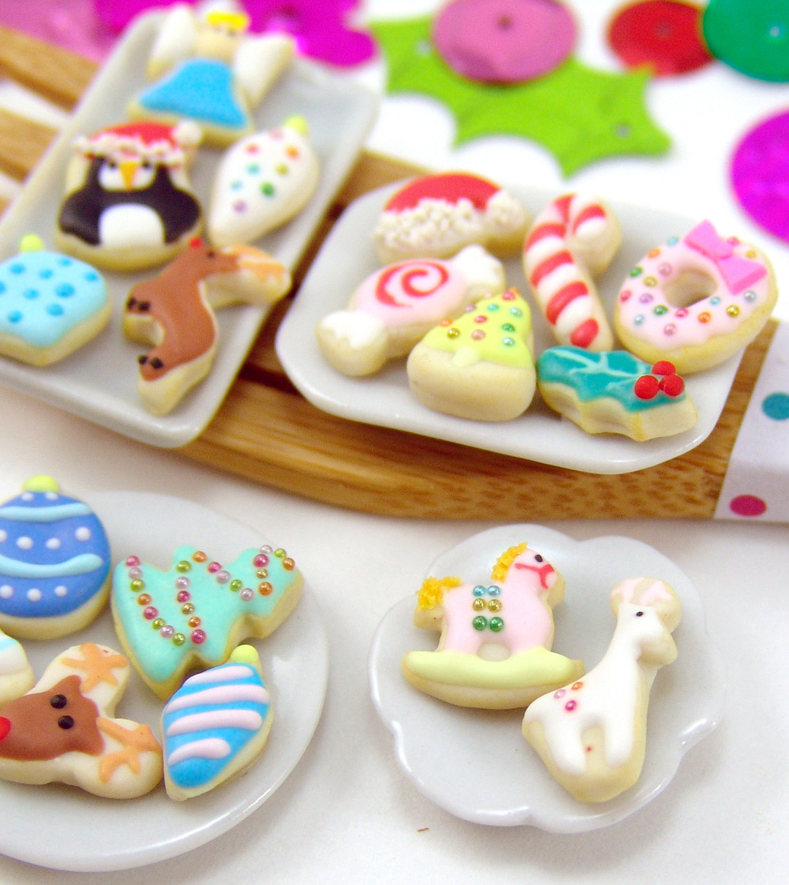 Polymer Clay Mold Flexible Silicone Dollhouse Cookie Mold Rocking Horse For 1 12 Scale And Food Jewelry Projects
