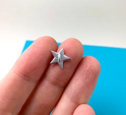 Dollhouse Miniature Star Cookie Cutter - 1/12 scale