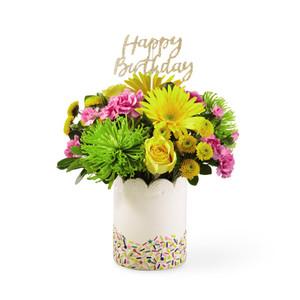 The FTD® Birthday Sprinkles™ Bouquet - Standard