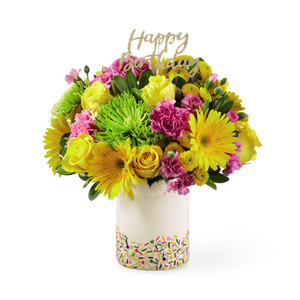 The FTD® Birthday Sprinkles™ Bouquet - Premium
