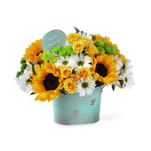 The FTD® Birthday Bliss™ Bouquet - Deluxe