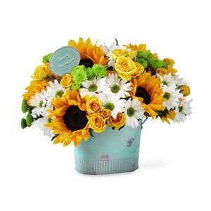 The FTD® Birthday Bliss™ Bouquet - Premium