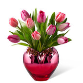FTD Season of Love Tulip Bouquet - Standard