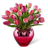 FTD Season of Love Tulip Bouquet - Premium