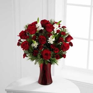 Holiday Romance Bouquet