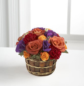 Vibrant Views Basket