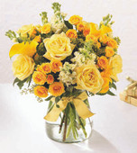 Golden Splendor Bouquet
