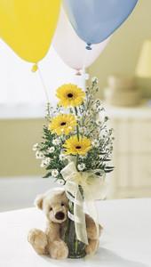 Welcome Bear Bouquet
