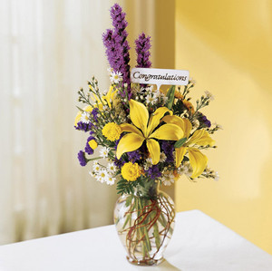 """""""Well Done"""" Bouquet"""