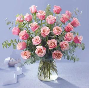 Pink Passion Rose Bouquet