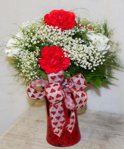 Red & White Romance