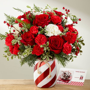 Holiday Wishes Bouquet by Better Homes & Garden