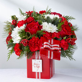 DaySpring Jesus is the Gift Bouquet by FTD