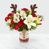 The FTD® Shine Bright™ Bouquet 19-C8 - Deluxe