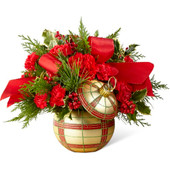 FTD Holiday Delights Bouquet - 17-C8s