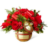 FTD Holiday Delights Bouquet - 17-C8d