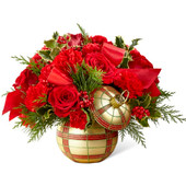 FTD Holiday Delights Bouquet - 17-C8p