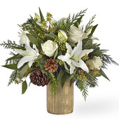 Joyous Greetings Bouquet - 18-C6d