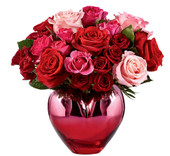 FTD® My Heart to Yours Rose Bouquet Deluxe