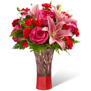 FTD Sweethearts Bouquet Premium