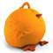 Zuny Small Pica Bean Bag Cover - Yellow/Tan