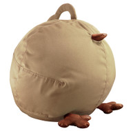Zuny Small Pica Bean Bag Cover - Wheat/Copper