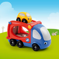 Smoby Vroom Planet Car Transporter Truck