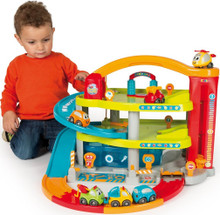 Vroom Planet My Big Garage (Please note only comes with 1 car) tube pack of 10 is an optional extra