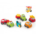 The Smoby VP Vroom Planet 7 vehicle toy cars collectors set is a great way to engage your children's imagination