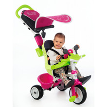 Smoby Baby Driver Comfort Girls Trike