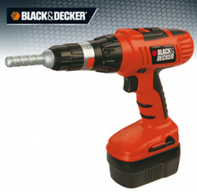 Smoby Black & Decker Toy Cordless Drill