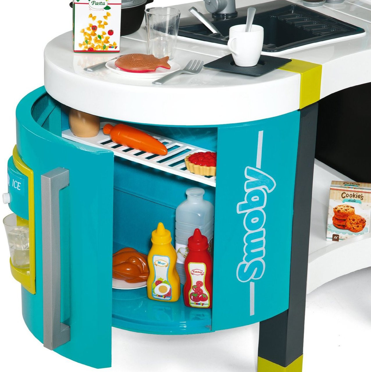 Smoby Tefal French Touch Kitchen Kids Play Set