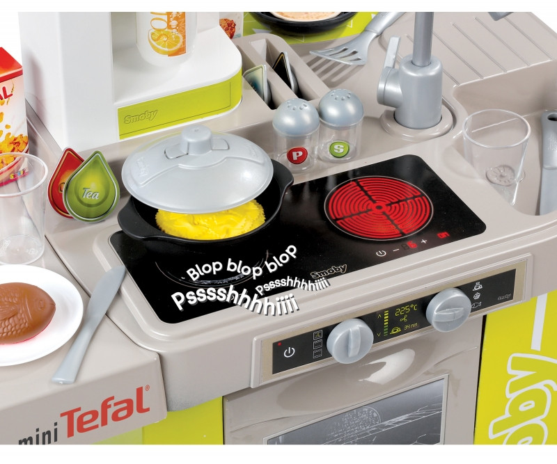 Smoby Tefal Cuisine Studio Xl Children S Play Toy Kitchen