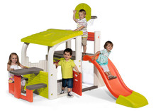 Smoby Fun Play Centre Sports Multi-Activity Playhouse 840203