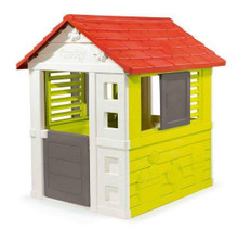 Smoby Nature House Kids Playhouse 2019 colours