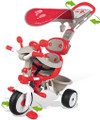 Smoby Baby Driver Comfort Red Unisex Toddler Trike