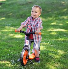 Smoby Mixte Kid's Orange Balance Learner Bike (770103)