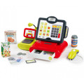 The Smoby kids electronic cash register digital LCD system is ideal for your childs supermarket or shop