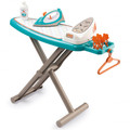 The Smoby childrens steam iron and ironing board allows kids to be just like their parents and iron their clothes! 330118