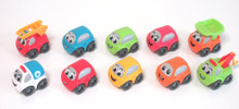 VP Vroom Planet Childrens Bubble Car's pack of 10 3032161201061