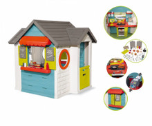 Smoby Kids Chef Play House Cafe Snack Bar (810403)