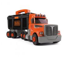 Smoby Black + Decker Truck