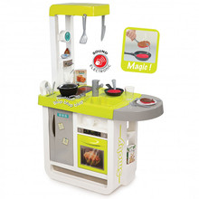 The Smoby Cherry Childrens Play Kitchen is a great toy for your kids to act out their imagination 310908