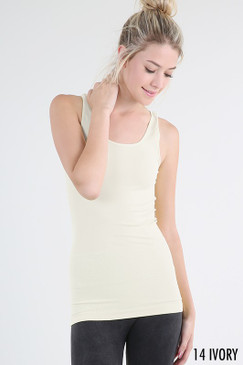 The Essential Tank, Ivory