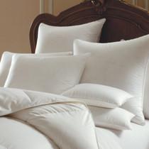 Himalaya 700 or 800 Fill Power White Goose Down European Pillow