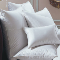 Bernina 650 Fill Power 50/50 White Goose Down/Feather Pillow