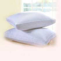 Himalaya Gusseted 700 or 800 Fill Power White Goose Down European Pillow