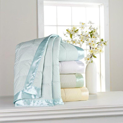 Classic White Down Blanket