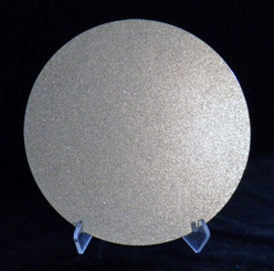 "12"" single sided diamond grinding disc, medium coarse, #100"