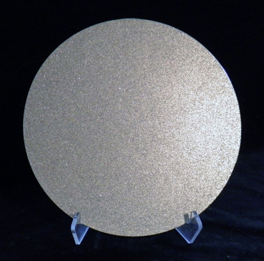 "12"" single sided diamond grinding disc, medium coarse, #100"
